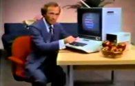 Apple II Ad mit Dick Cavett – Apples (1981)