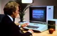 Apple II Ad mit Dick Cavett – Text Editing (1981)
