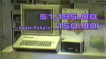 Apple II Ad von Electronics Solutions (1985)